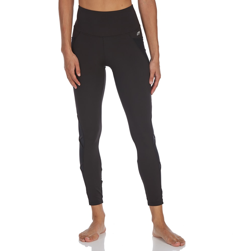 MARIKA Women's Candace Shape-Enhancing Leggings - BLACK-001