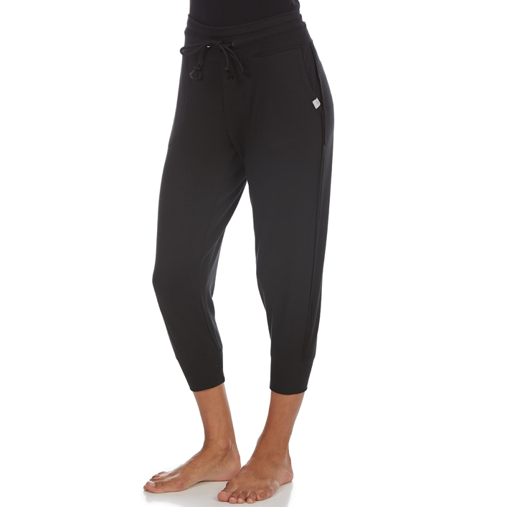 MARIKA Women's Mirna Ankle Jogger Pants - BLACK-001