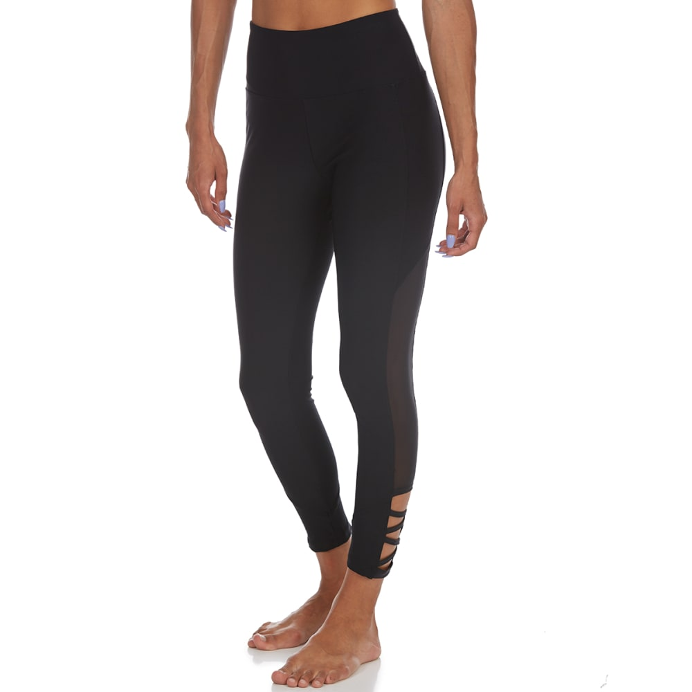 MARIKA Women's Ventilite High-Waist Leggings - BLACK-001