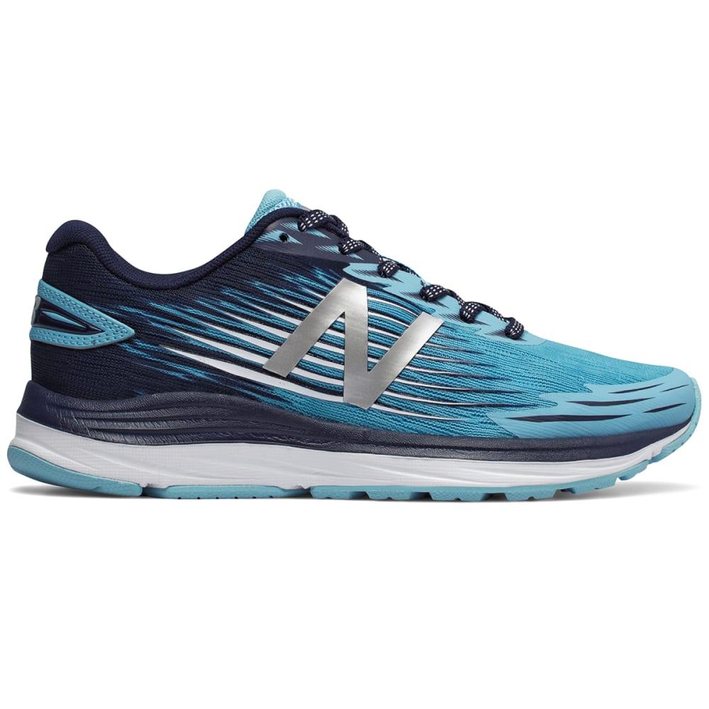 New Balance Women's Synact Running Shoes - Black, 6