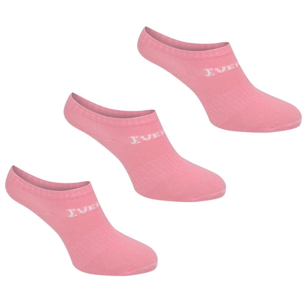 EVERLAST Women's Quarter Socks, 3-Pack 6-10