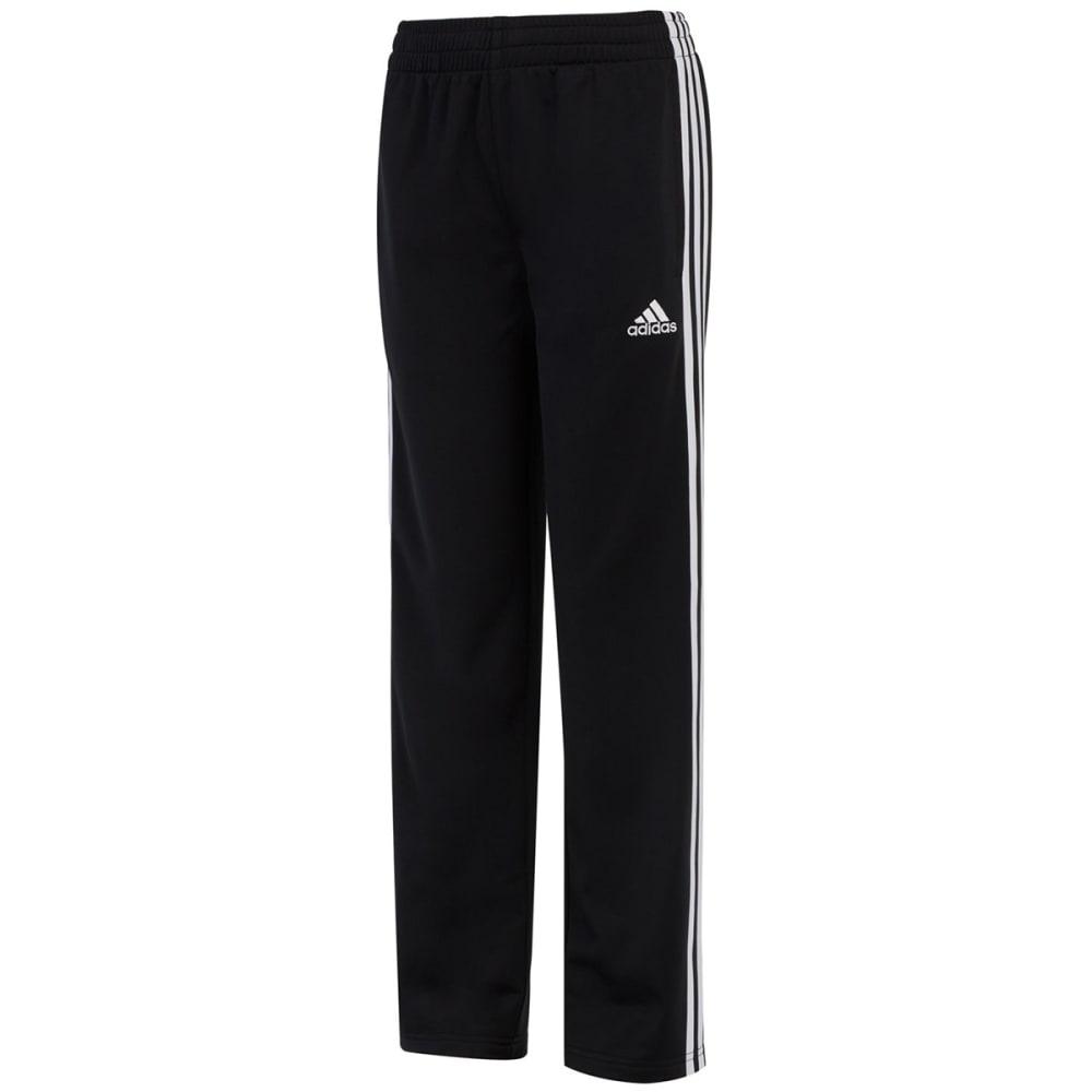 ADIDAS Big Boys' Iconic Tricot Pants - BLACK-AK01