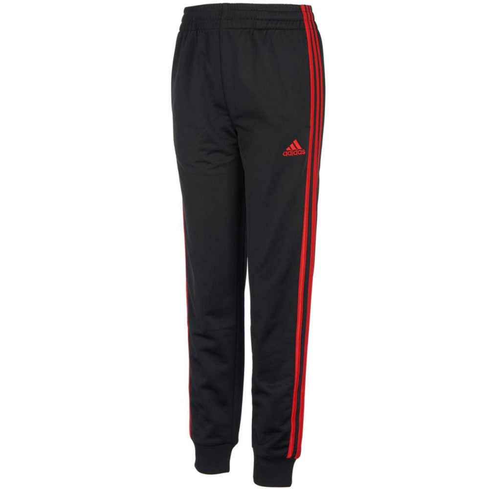 ADIDAS Big Boys' Impact Tricot Jogger Pants - BLACK-AK11