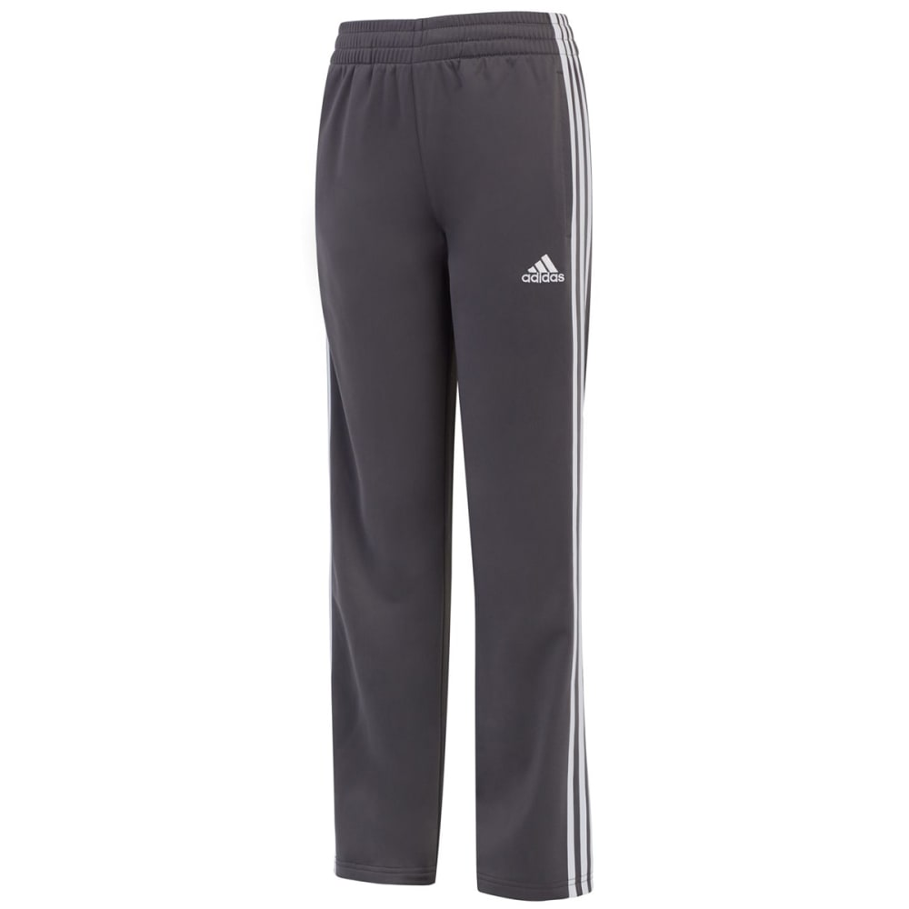 ADIDAS Little Boys' Iconic Tricot Pants - GRY FIVE AH07