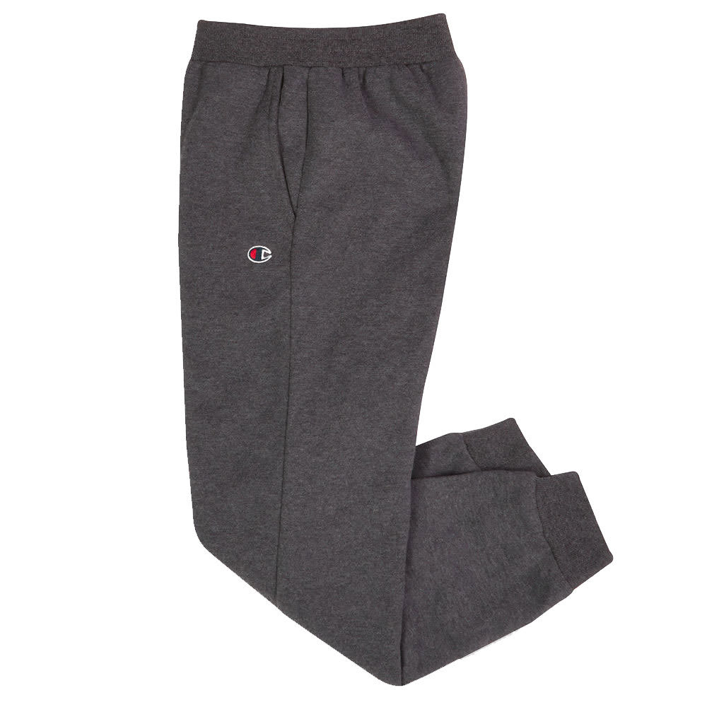 CHAMPION Big Boys' Heritage Jogger Pants - GRANITE HEATHER