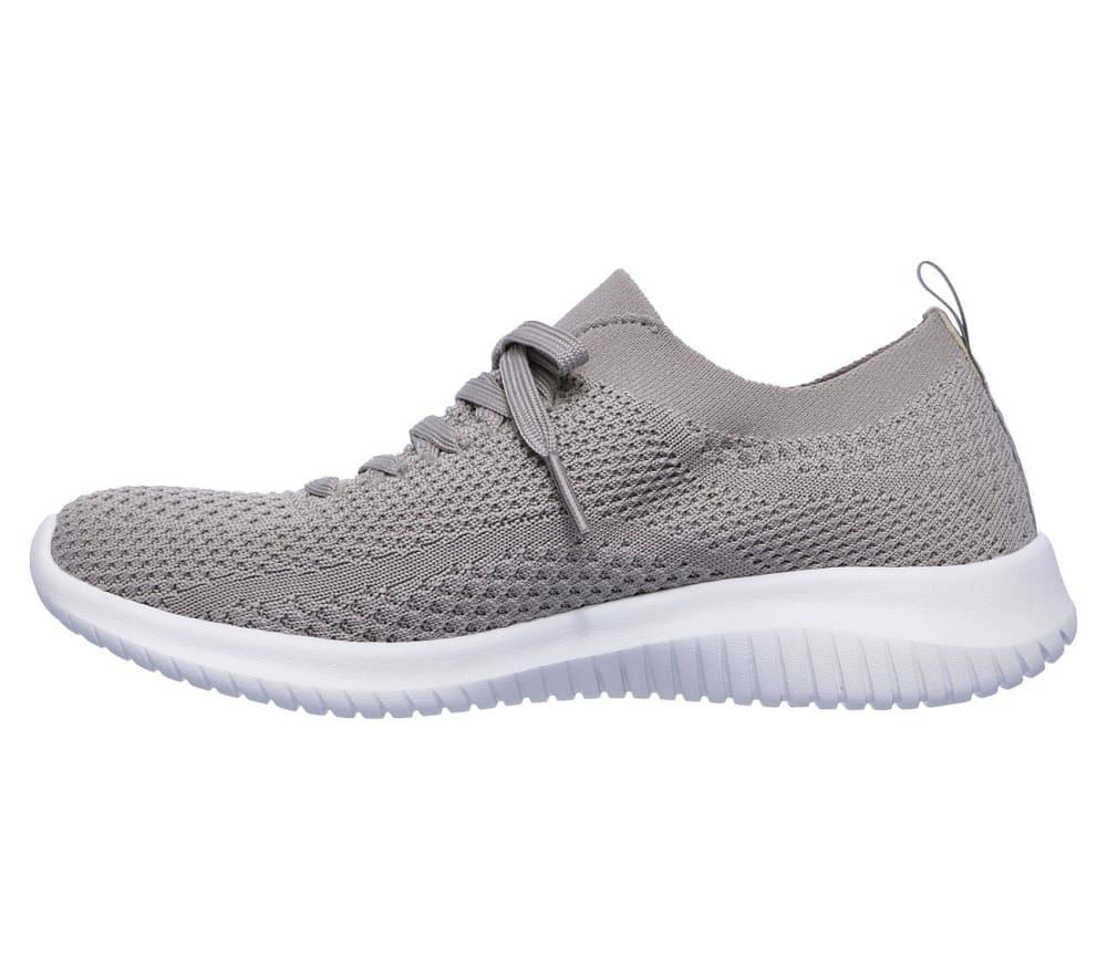 SKECHERS Women's Ultra Flex – Statements Sneakers - TAUPE-TPE