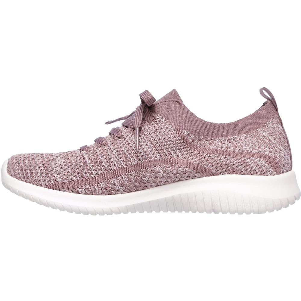 SKECHERS Women's Ultra Flex – Statements Sneakers - LAVENDER-LAV