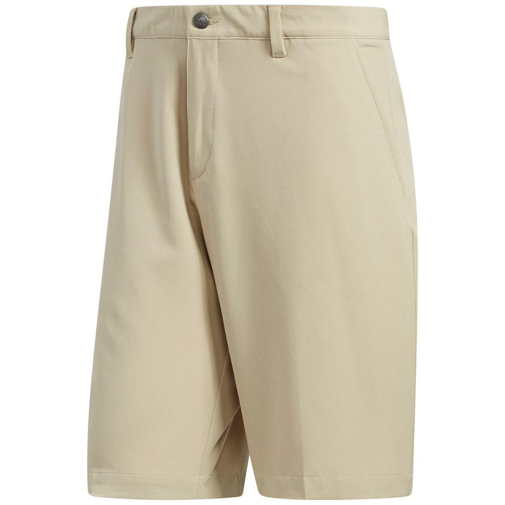 Adidas Men's Ultimate 365 Golf Shorts - Brown, 42