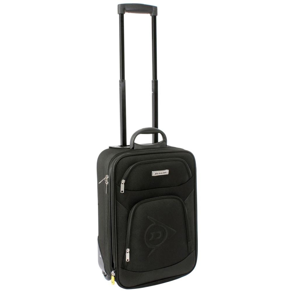 DUNLOP 19 in. Trolley Rolling Suitcase - BLACK