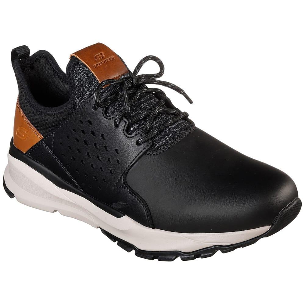 SKECHERS Men's Relven – Hemson Sneakers - BLACK-BLK