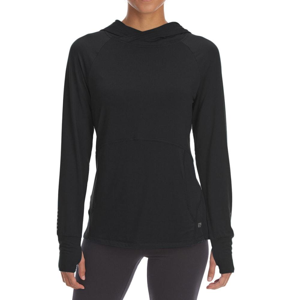 MARIKA Women's Aurora Pullover Hoodie - BLACK-001