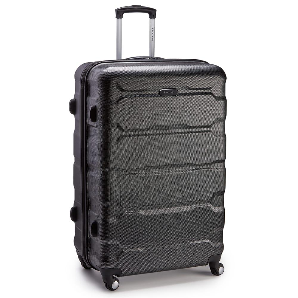 FIRETRAP 32 in. Hard Suitcase - BLACK