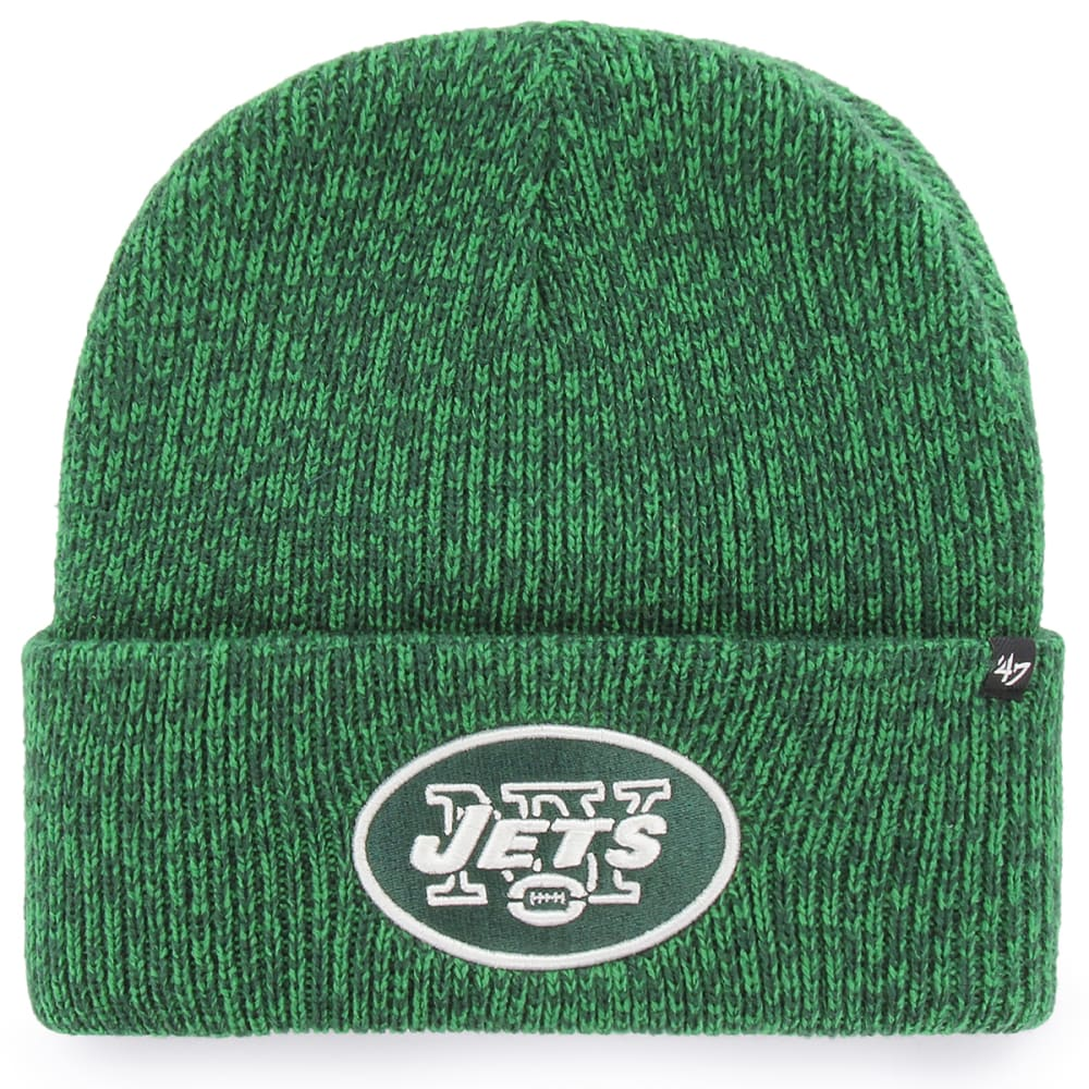 NEW YORK JETS '47 Brain Freeze Cuff Knit Beanie - GREEN