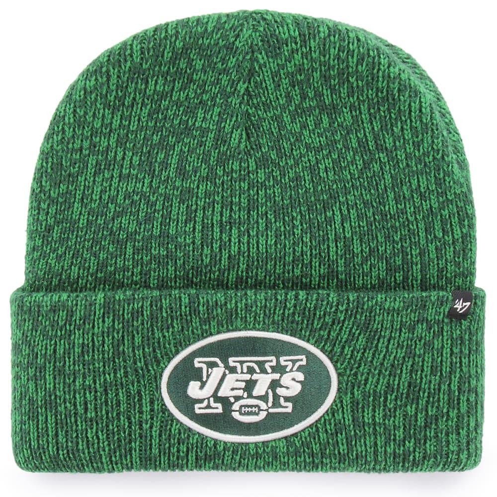 NEW YORK JETS '47 Brain Freeze Cuff Knit Beanie ONE SIZE