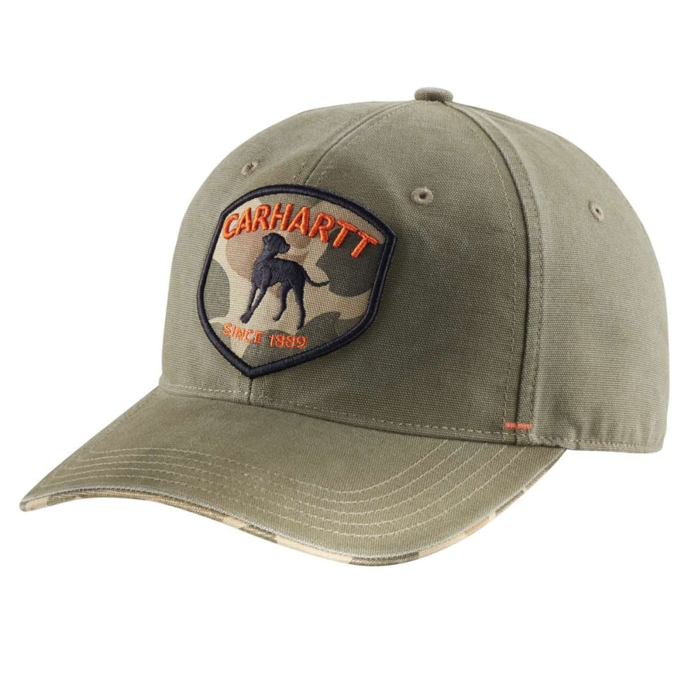 CARHARTT Men's Clayton Cap - Army Green 301
