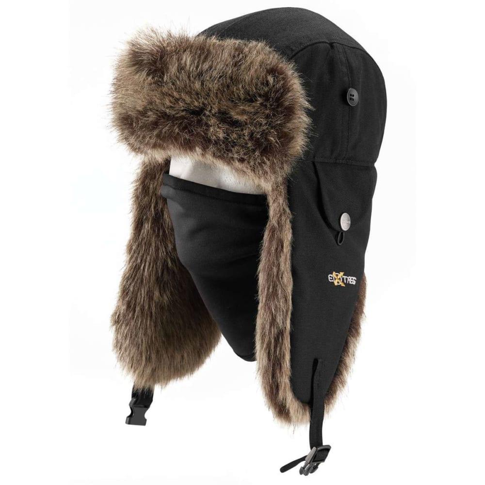 CARHARTT Men's Trapper Hat - BLACK 001