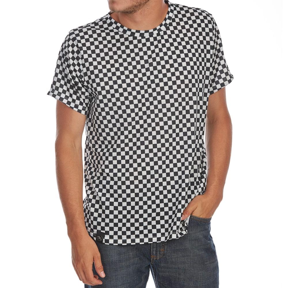 BROOKLYN STANDARD Guys' Spicoli Print Short-Sleeve Tee - BLACK/WHITE