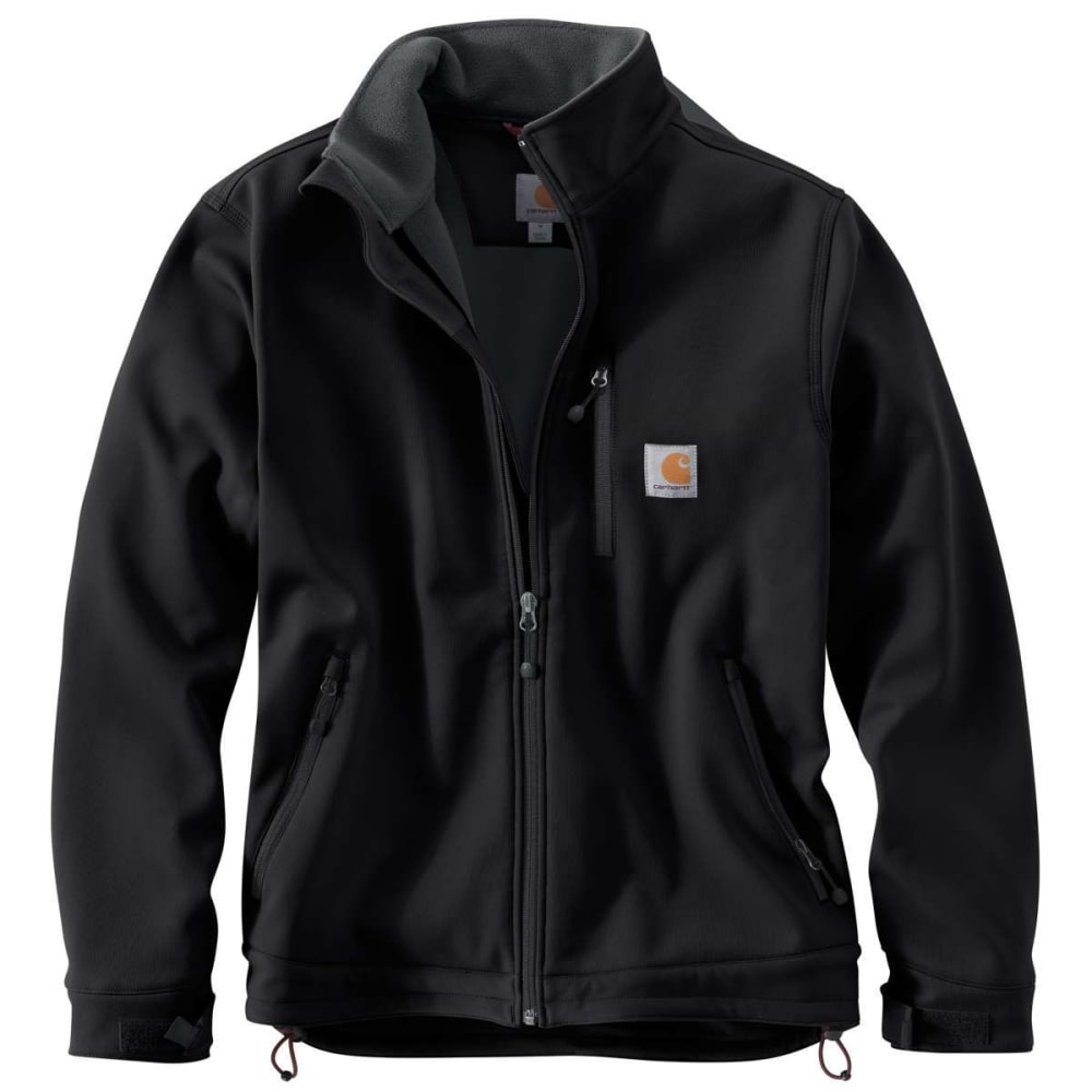 CARHARTT Men's Crowley Jacket - 001 BLACK