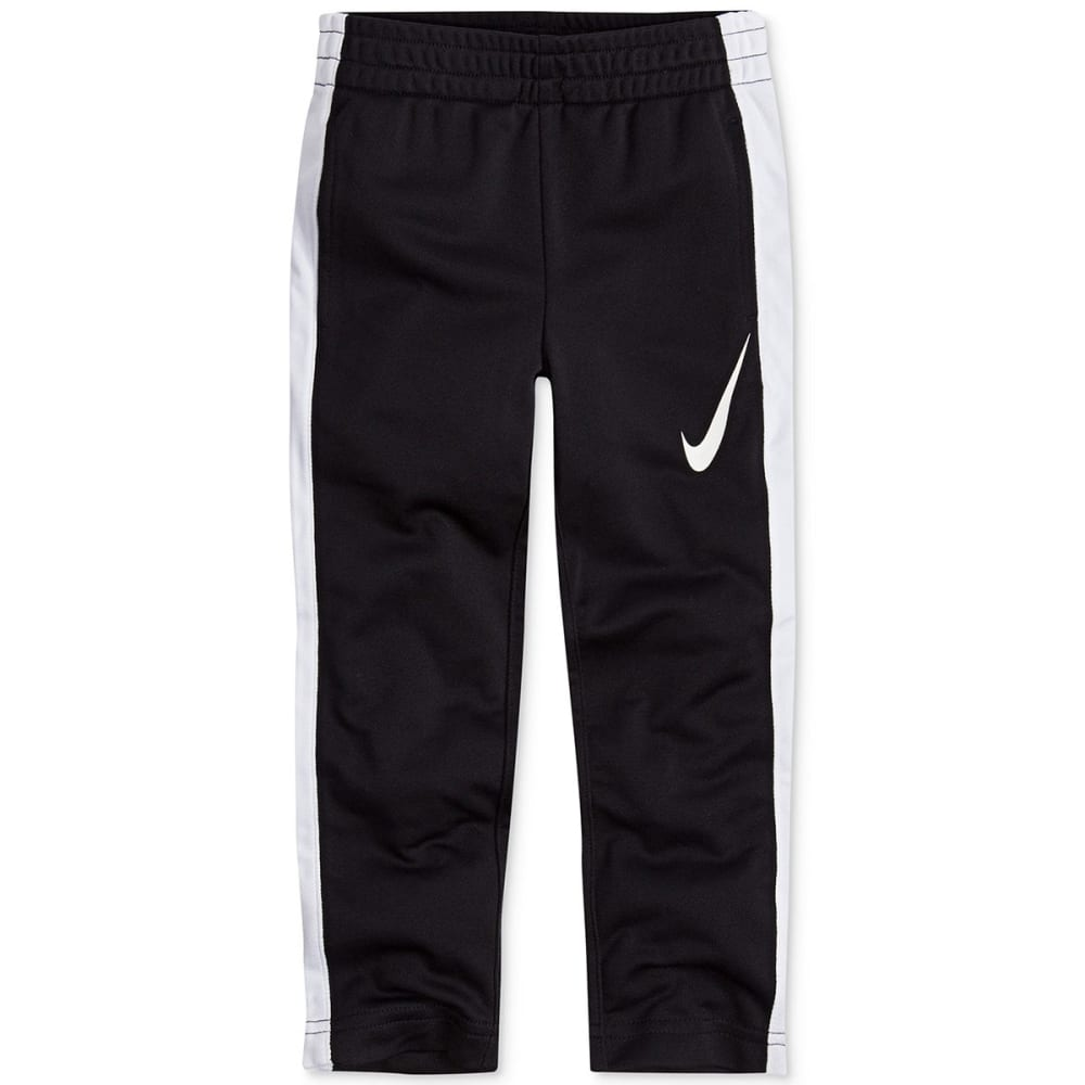 NIKE Little Boys' Dri-FIT Performance Knit Pants - BLACK-023