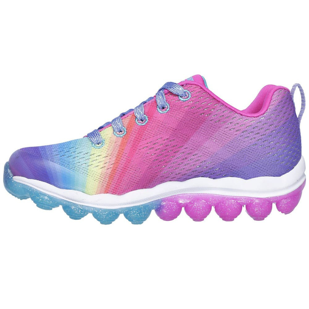 SKECHERS Little Girls' Skech-Air - Rainbow Drops Sneakers - MULTI-MLT