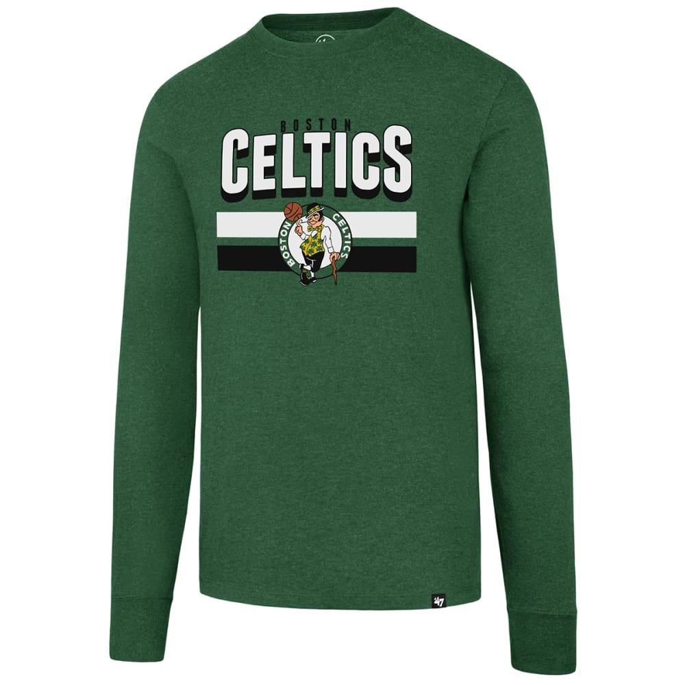 BOSTON CELTICS Men's '47 Club Long-Sleeve Tee - GREEN