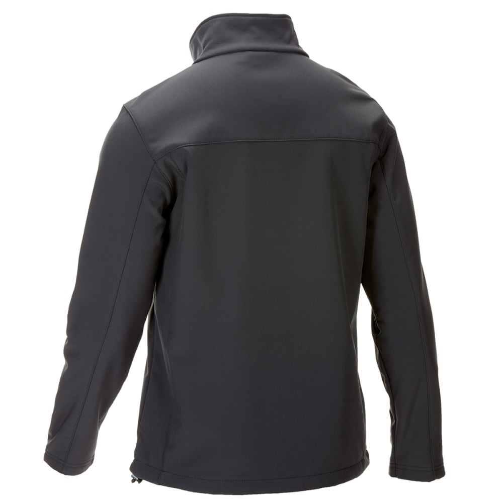 NEW BALANCE Men's Softshell Jacket with Chest Pocket - MAGNET