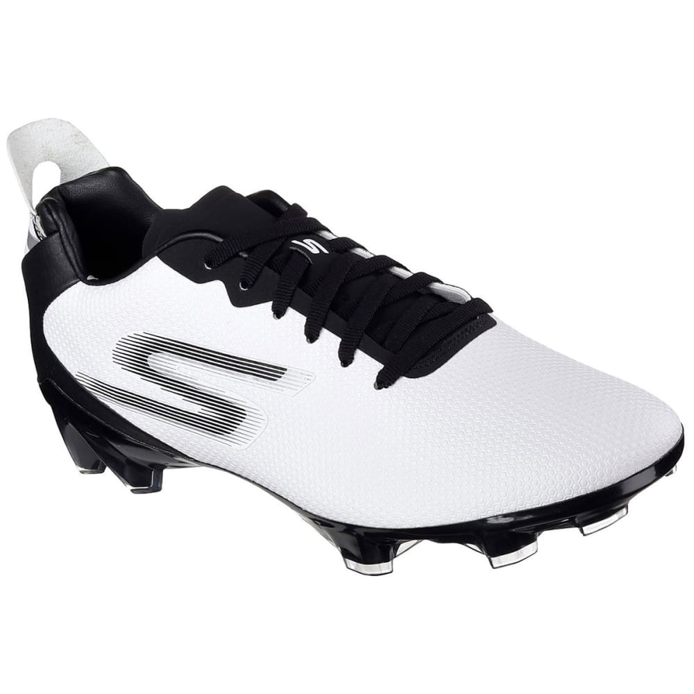 Skechers Men's Galaxy Soccer Cleats - White, 12.5