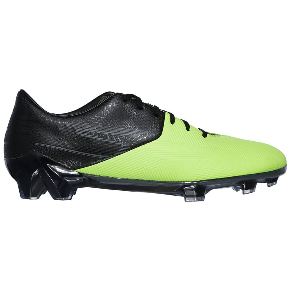 SKECHERS Men's Reflex Soccer Cleat - LIME/BLK-LMBK