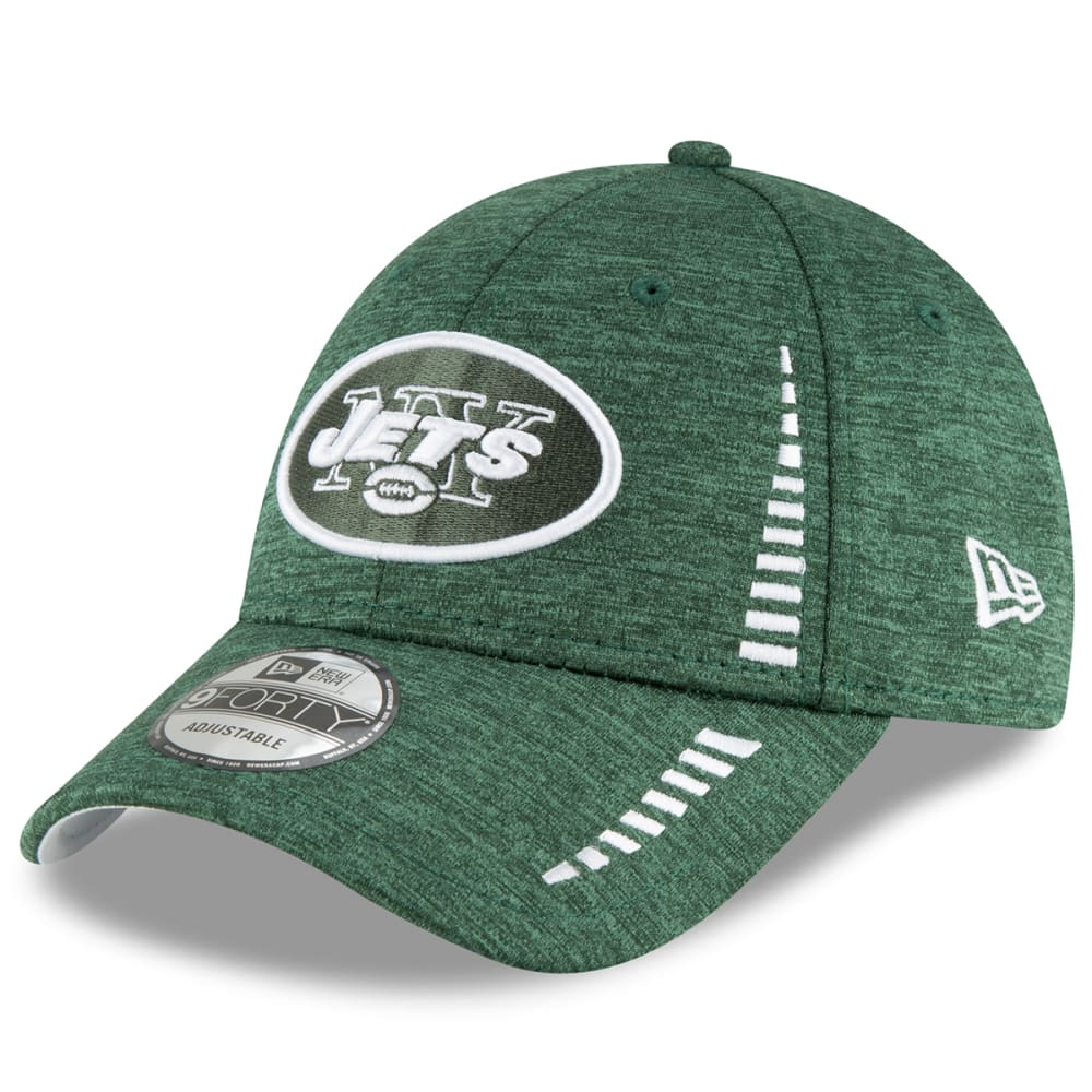 NEW YORK JETS Men's Shadow Speed Performance 9Forty Adjustable Cap - GREEN