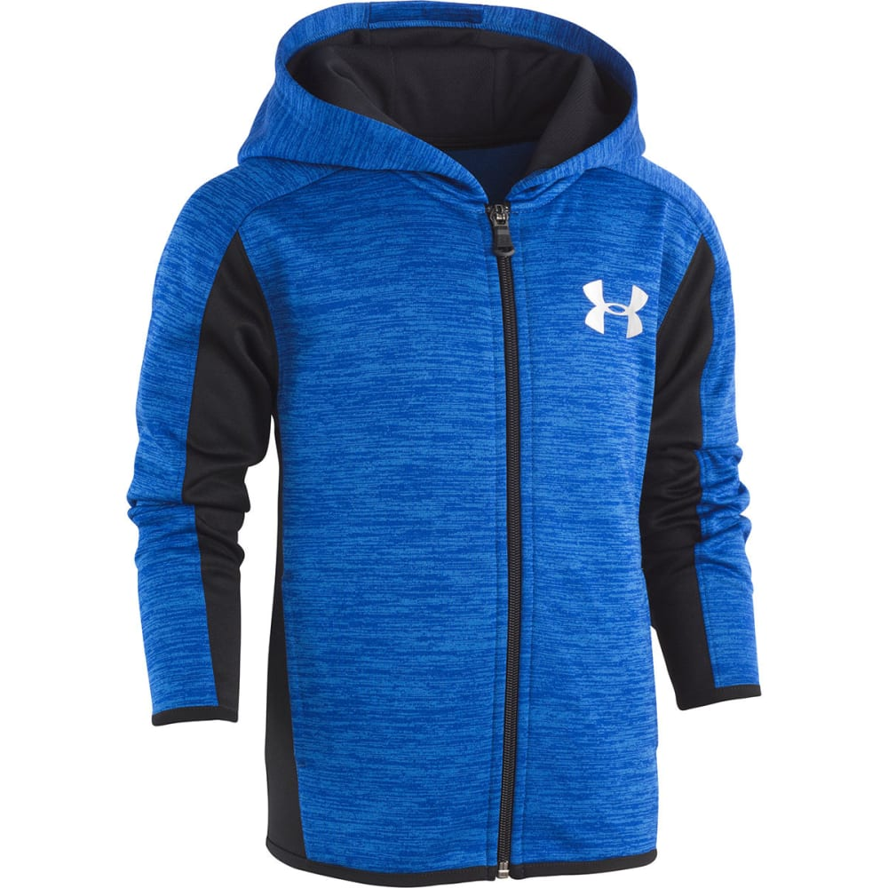 UNDER ARMOUR Little Boys' Dash Full-Zip Hoodie - ROYAL/SAILINGBLU-49
