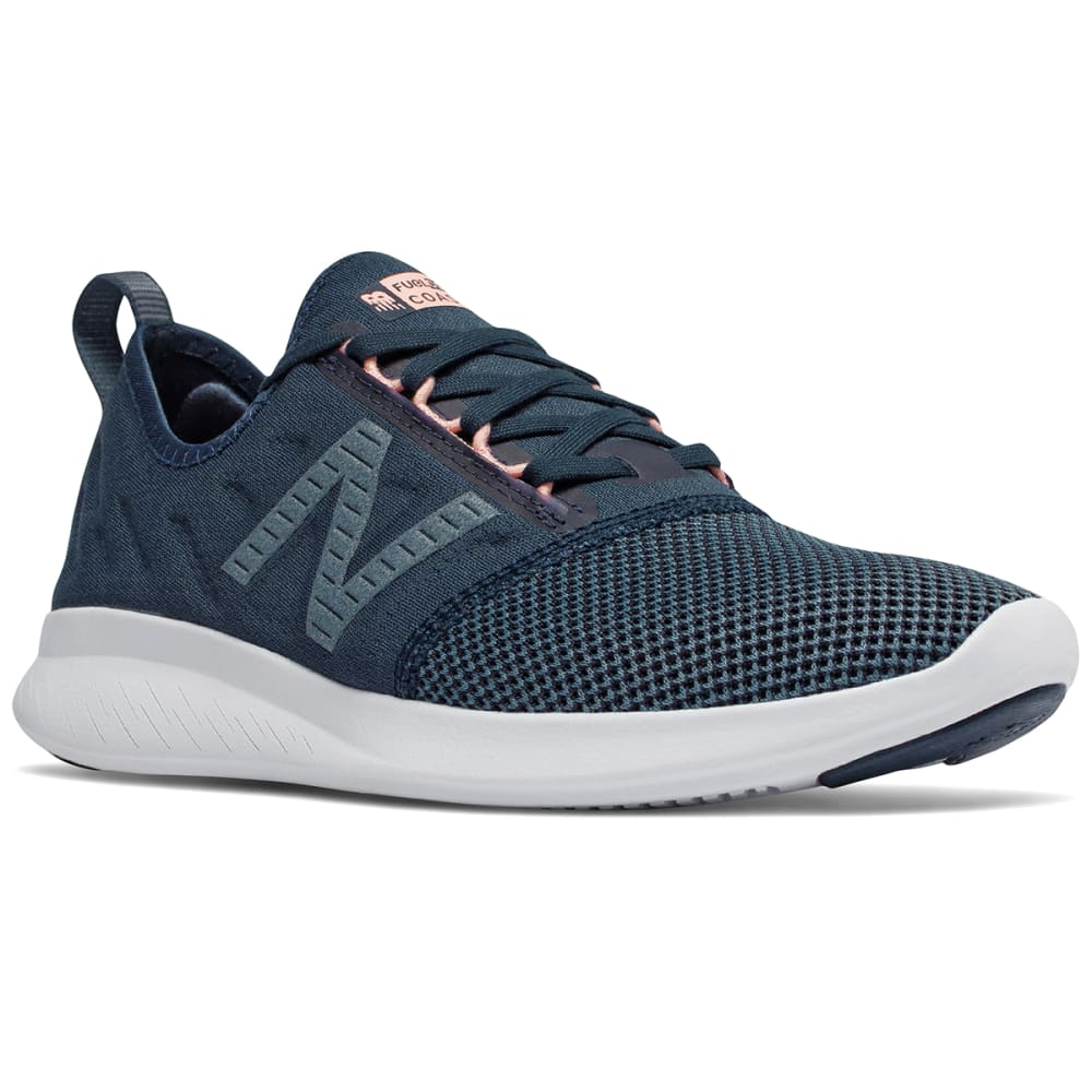 NEW BALANCE Women's FuelCore Coast V4 Running Shoes - GALAXY - G4