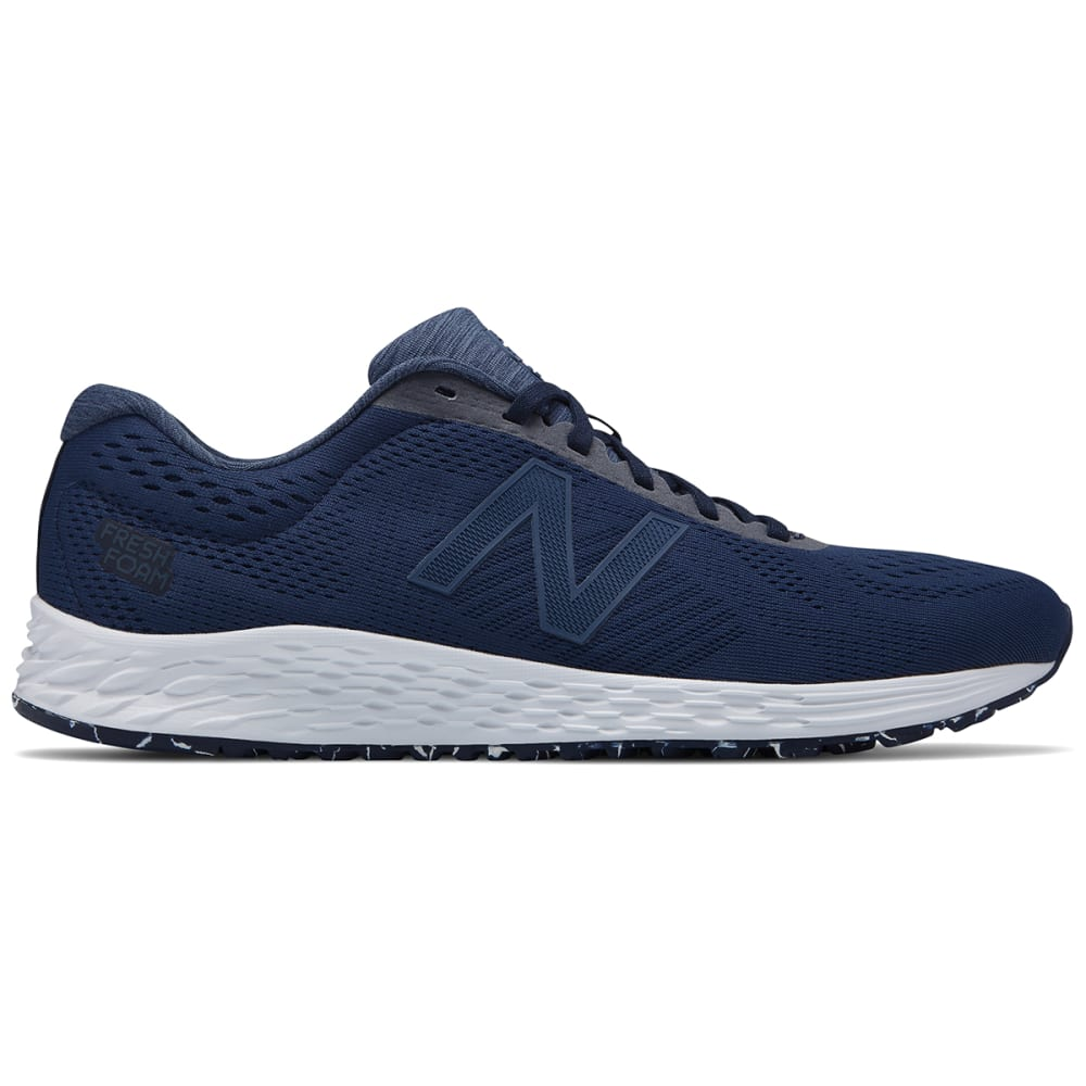 New Balance Men's Fresh Foam Arishi Sport Running Shoes - Blue, 8