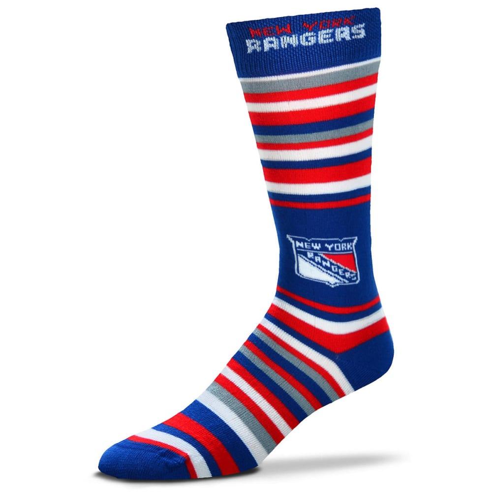 NEW YORK RANGERS Boss Dress Socks - ROYAL BLUE