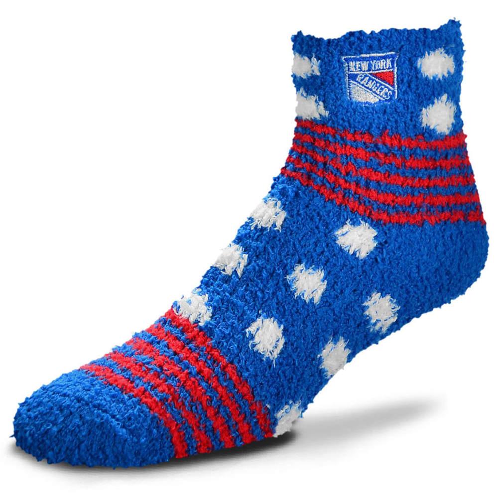 NEW YORK RANGERS Homegater Sleep Socks - ROYAL BLUE