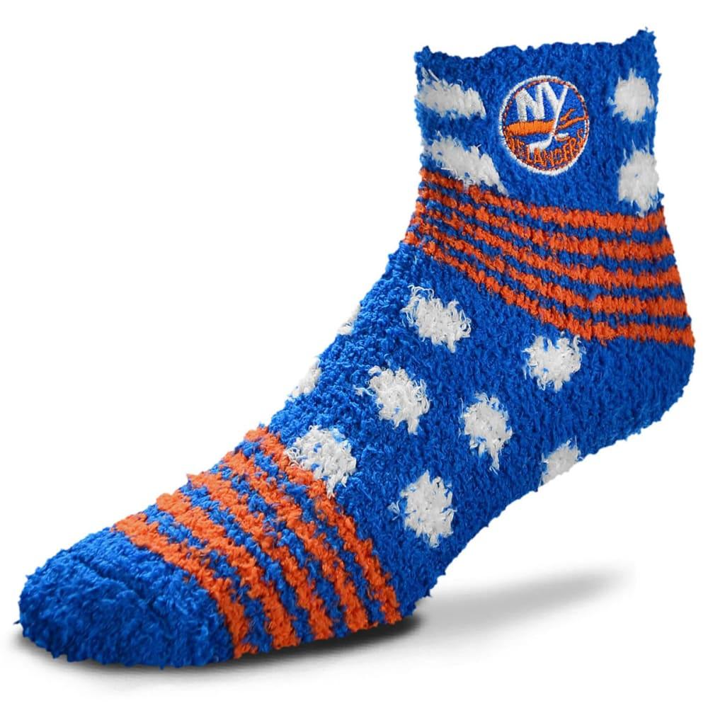 NEW YORK ISLANDERS Homegater Sleep Socks - ROYAL BLUE
