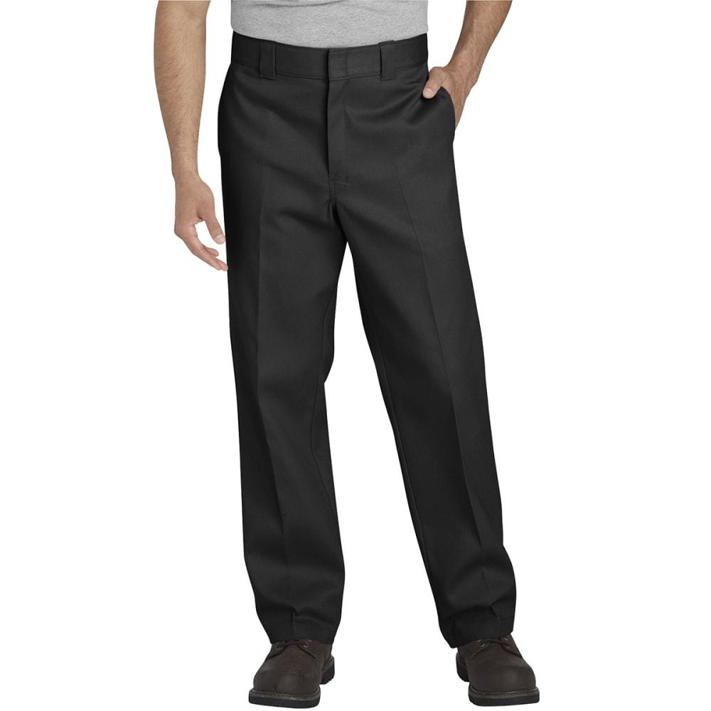 DICKIES Men's 874 FLEX Work Pants - FBK BLACK