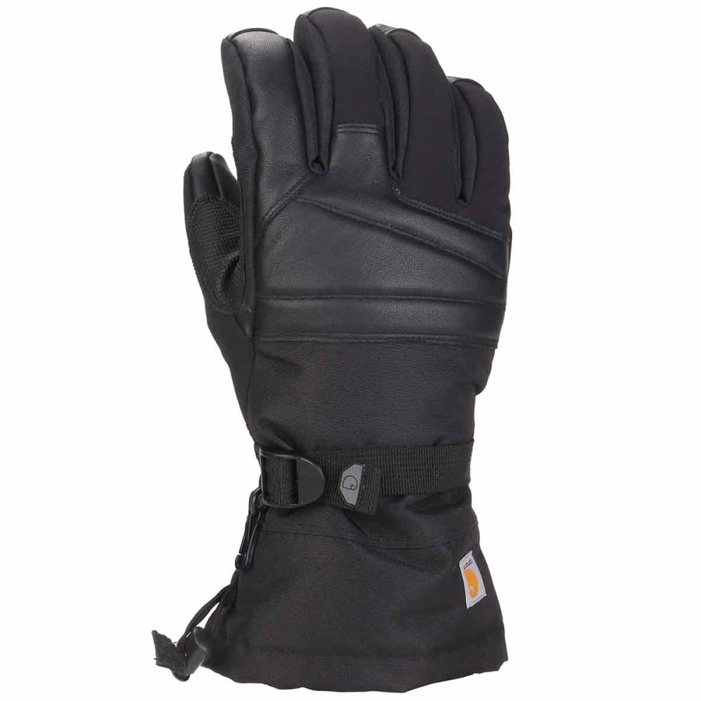 CARHARTT Men's Cold Snap Insulated Gloves - A7288BLK