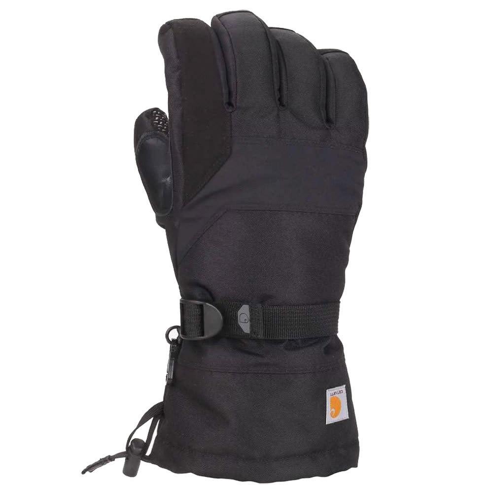 CARHARTT Men's Pipeline Insulated Gloves - A726BLK