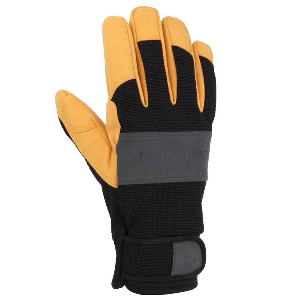 CARHARTT Men's WB Dex Gloves - BLK/BLY A706BLKBLY
