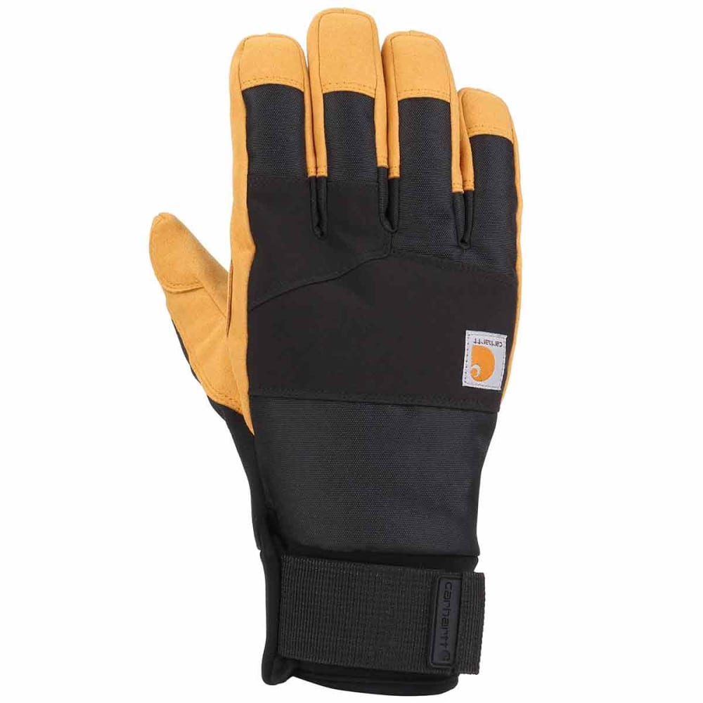 CARHARTT Men's Stoker Insulated Gloves - BLK/BLY A731BLKBLY