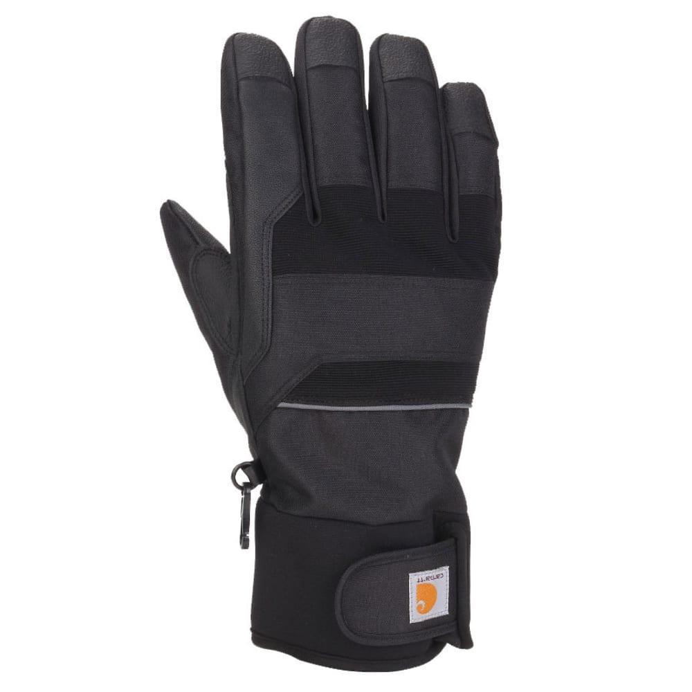 CARHARTT Men's Flexer Insulated Gloves - A729DGYBLK