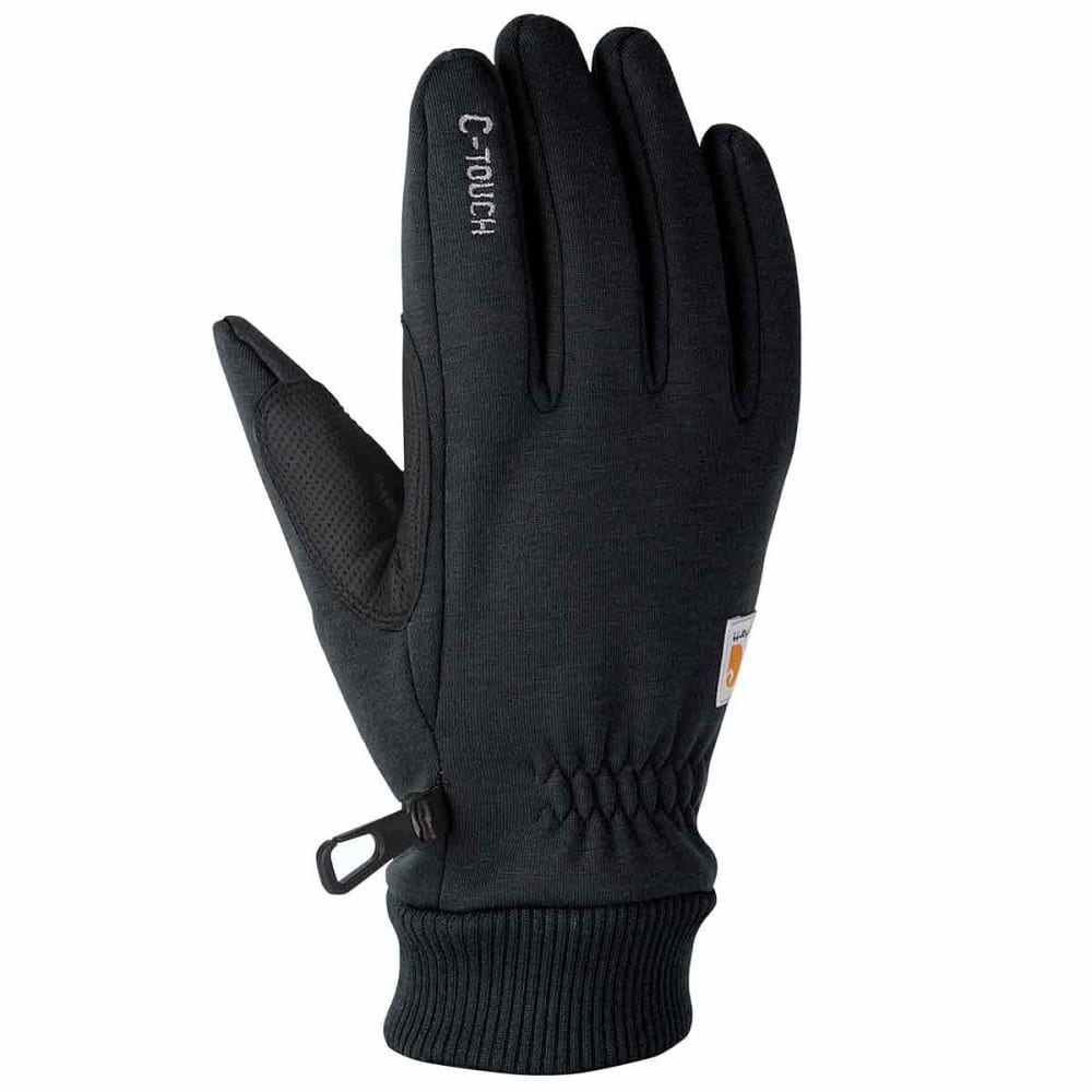 CARHARTT Men's C-Touch Knit Gloves - A622BLK
