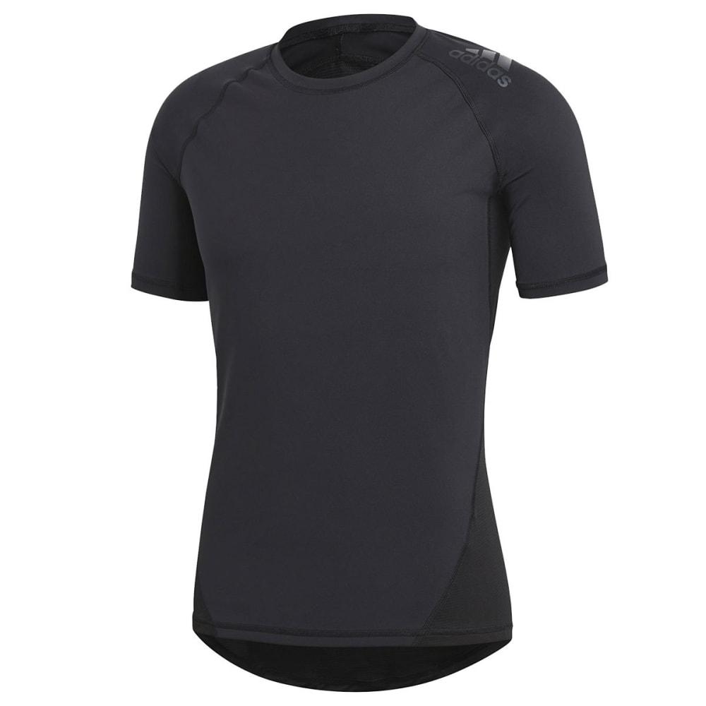 ADIDAS Men's Alphaskin Sport Short-Sleeve Tee S