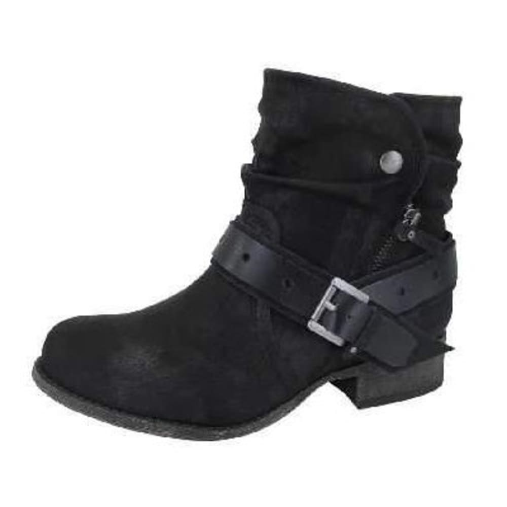 JELLYPOP Women's Mario Booties 7.5