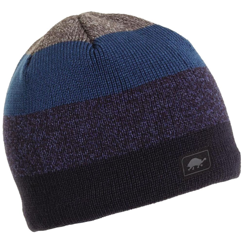 TURTLE FUR Men's BTV Ragg Wool Beanie - NAVY