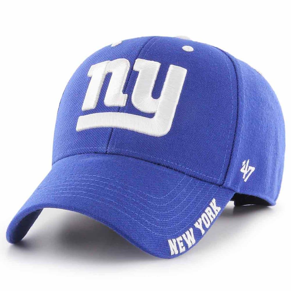 NEW YORK GIANTS Men's Defrost '47 MVP Adjustable Cap - ROYAL BLUE