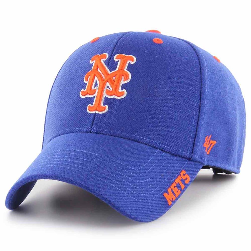 NEW YORK METS Men's Defrost '47 MVP Adjustable Cap - ROYAL BLUE