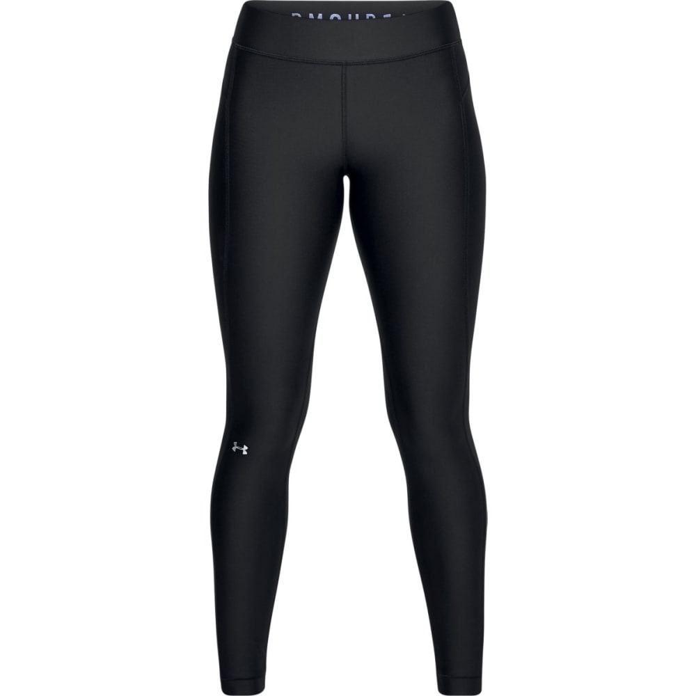 UNDER ARMOUR Women's HeatGear® Armour Leggings - BLACK-001