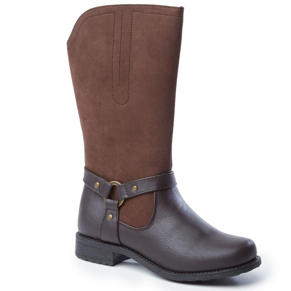 RACHEL SHOES Girls' Windham Tall Boots 4