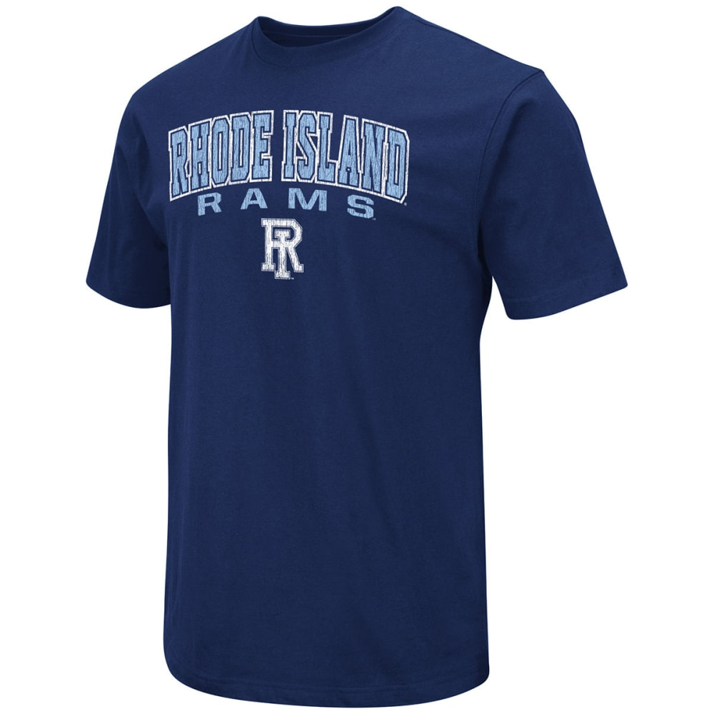 URI Men's Cotton Short-Sleeve Tee - NAVY